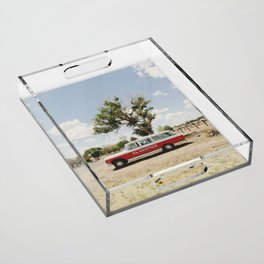 The El Cosmico Acrylic Tray