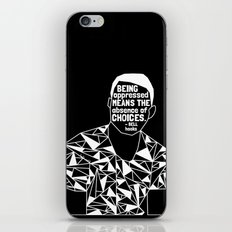 Freddie Gray - Black Lives Matter - Series - Black Voices iPhone & iPod Skin