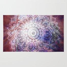 Pleasure Nebula Mandala Rug