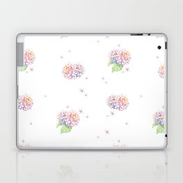 Dreamy Hydrangea Laptop & iPad Skin