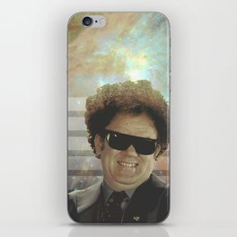 For Your Space! iPhone Skin