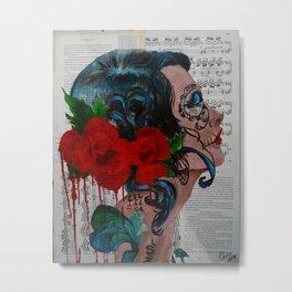 Pilsen Metal Print