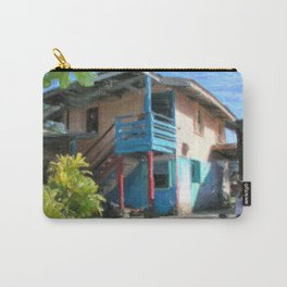 Treva's House Carry-All Pouch