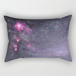 Large Magellanic Cloud, 1986 Rectangular Pillow