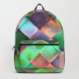 CHECKED DESIGN II-v12 Backpack