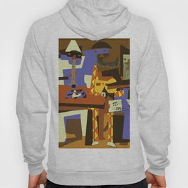 Picasso - The Musician Hoody