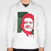 johnny cash Hoodies featuring CASH by Goalie Customizer