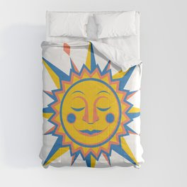 Summer's Joy Comforters