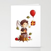 animal crossing Stationery Cards featuring Animal Crossing by MaliceZ