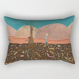 Tree Rectangular Pillow