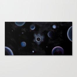 Genesis Series - Overture Canvas Print