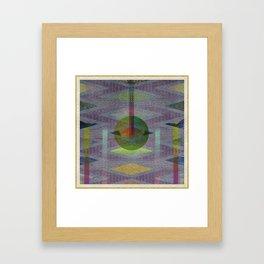 SOMEONE GWUMPY Framed Art Print