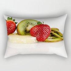 Exotic fruit Rectangular Pillow