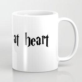 Slytherin at Heart Coffee Mug