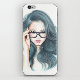 Lindsey iPhone Skin