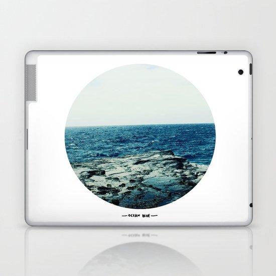 Ocean Blue Laptop & iPad Skin
