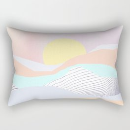 Rise Rectangular Pillow