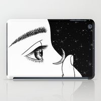 contact iPad Cases featuring Contact by Henn Kim