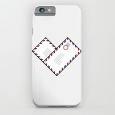 Love Letters iPhone 6s Slim Case