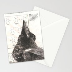 Raven 354 Stationery Cards