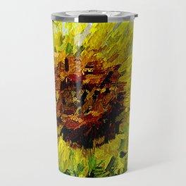 Sonnenblume Travel Mug