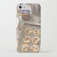 baking iPhone & iPod Cases featuring Baking Memories by Miniature Love
