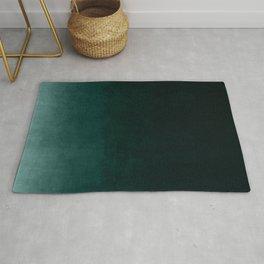 Ombre Emerald Rug