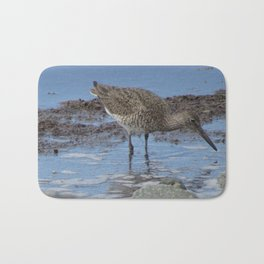 Looking for food Bath Mat