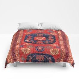 Khotan East Turkestan 18th Century Carpet Print Comforters