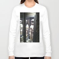 spaceman Long Sleeve T-shirts featuring Spaceman by Brittany Bennett