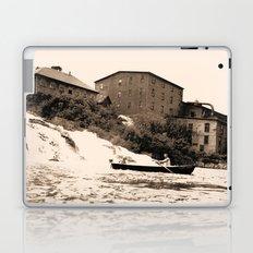 American Graphite Plant, Ticonderoga, NY 1930-42 Laptop & iPad Skin