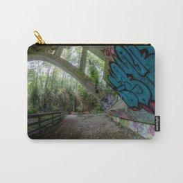 Nature walk through art. Carry-All Pouch