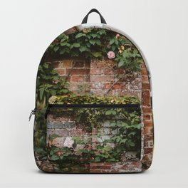 RED CONCRETE BRICK GATEWAY Backpack