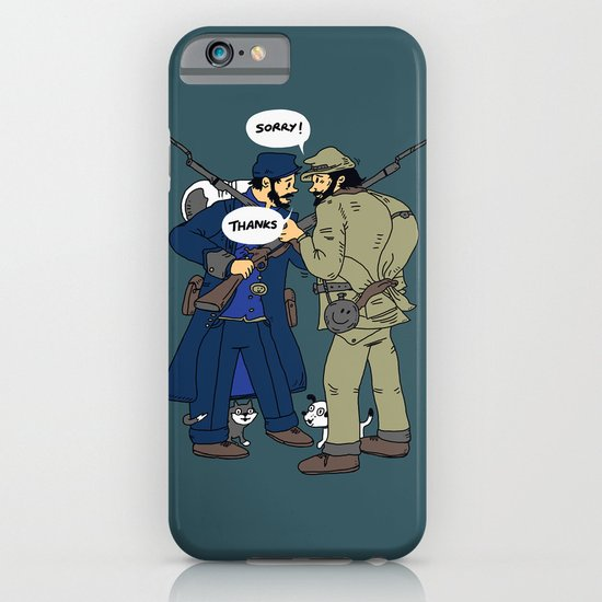 Civil War iPhone & iPod Case