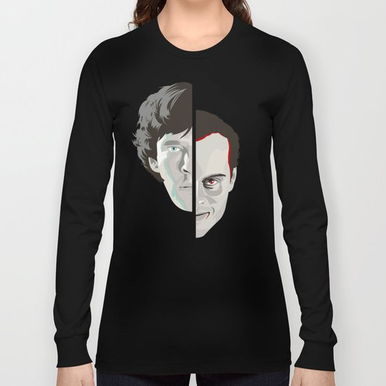 Old Fashioned Villain Long Sleeve T-shirt