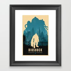 Bioshock 2 Framed Art Print
