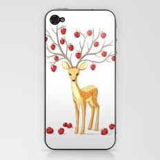 Autumn Fawn iPhone & iPod Skin
