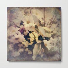 Flowers of Nostalgia Metal Print