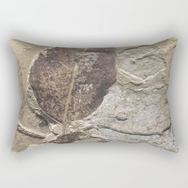 Nature - Leaf of our Past Rectangular Pillow