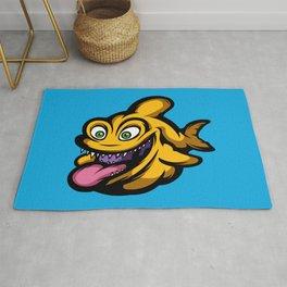 Piranha Rug
