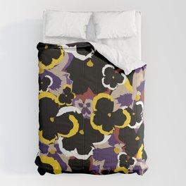 Pansy Love Comforters