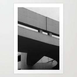 MON - Museu Oscar Niemeyer Art Print