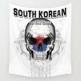 To The Core Collection: South Korea Wall Tapestry
