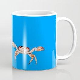 Lonely Crab - Blue Coffee Mug