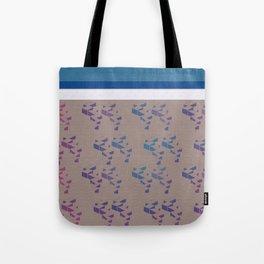 patters Tote Bag