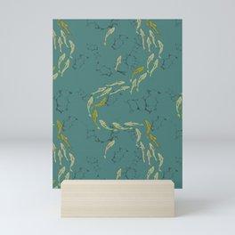 Salmon Migration Mini Art Print