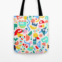 Liitle creatures Tote Bag