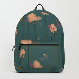 A Field Of Flowers Bloom Backpack