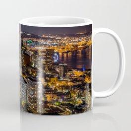 Seattle Nights Coffee Mug