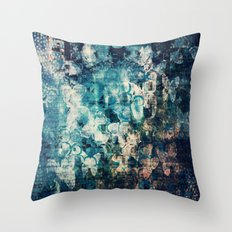 The time comes Throw Pillow